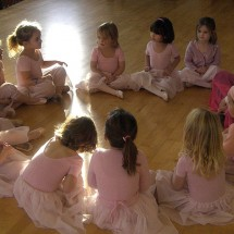 Ballet lessons at The London Dance Academy